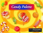 """The Candy Palette "" By  House  Of Sizzle Cosmetics"