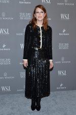 Julianne Moore In Celine @  2019 WSJ Innovators Awards at Moma in NYC