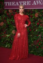 Cush Jumbo In Michael Kors @ Evening Standard Theatre Awards 2019 In London