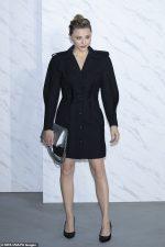 Chloe Grace Moretz In  Louis Vuitton @ Louis Vuitton's Cruise 2020 Seoul Spin-Off Show