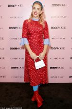Busy Philipps In HVN @  2019 Teen Vogue Summit