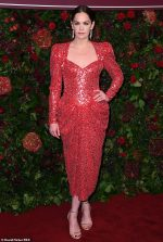Ruth Wilson In Michael Kors Collection @ 2019 Evening Standard Theatre Awards