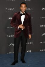 John Legend  In Gucci @ 2019 LACMA Art And Film Gala