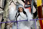Ashanti Performs @ 2019  Macy's Thanksgiving Day Parade