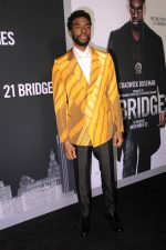 Chadwick Boseman  In  Dunhill @  21 Bridges' New York Screening