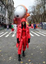Ciara Rocks Performs @  2019 The Macy's Thanksgiving Day Parade
