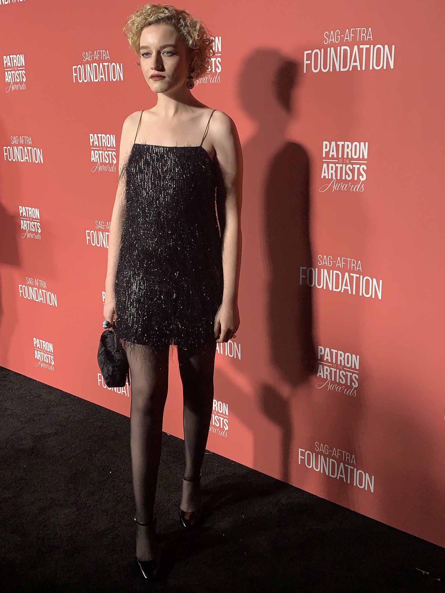 julia-garner-in-kate-spade-new-york-sag-aftra-foundations-4th-annual-patron-of-the-artists-awards