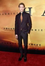 Joe Alwyn In   Ermenegildo Zegna XXX @ The 'Harriet' LA Premiere