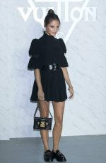 Alicia Vikander  In LBD @ Louis Vuitton's Cruise 2020 Seoul Spin-Off Show