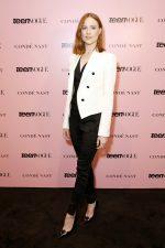 Evan Rachel Wood  In  Dolce & Gabbana @ 2019 Teen Vogue Summit In  Los Angeles