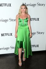"Florence Pugh In Galvin @ ""Marriage Story "" LA Premiere"