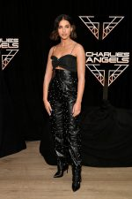 "Naomi Scott In Philosophy Di Lorenzo Serafini  @ ""Charlie's Angels""  New York  Photocall"
