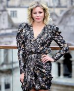 Elizabeth Banks In Isabel Marant @  'Charlie's Angels' London Photocall