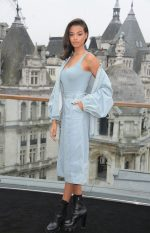 Ella Balinska In Claudia Li @ 'Charlie's Angels' London Photocall