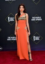 Sarah Hyland  In Fausto Puglisi @ 2019 People's Choice Awards