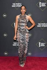Kelly Rowland In   Iris Van Herpen Couture @ 2019 People's Choice Awards