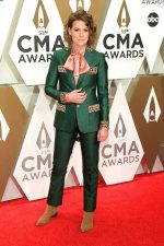 Brandi Carlile In Sanne @ 2019 CMA Awards