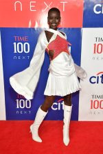 Adut Akech In Pyer Moss @ 2019 Time 100 Next Gala In New York