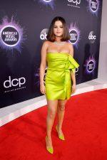 Selena Gomez  In Versace @ 2019 American Music Awards
