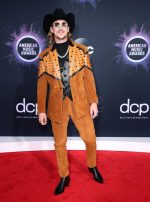 Diplo In MCM @ 2019 American Music Awards