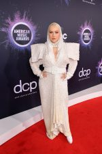 Christina Aguilera In Jean Paul Gaultier  @ 2019 American Music Awards