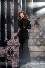 Selena Gomez In  Norma Kamali Performing @ 2019 American Music Awards