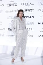 Nieves Alvarez  In Balmain   @  2019 Woman Madame Figaro Awards