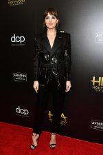 Dakota Johnson In Saint Laurent  @ The 2019 Hollywood Film Awards