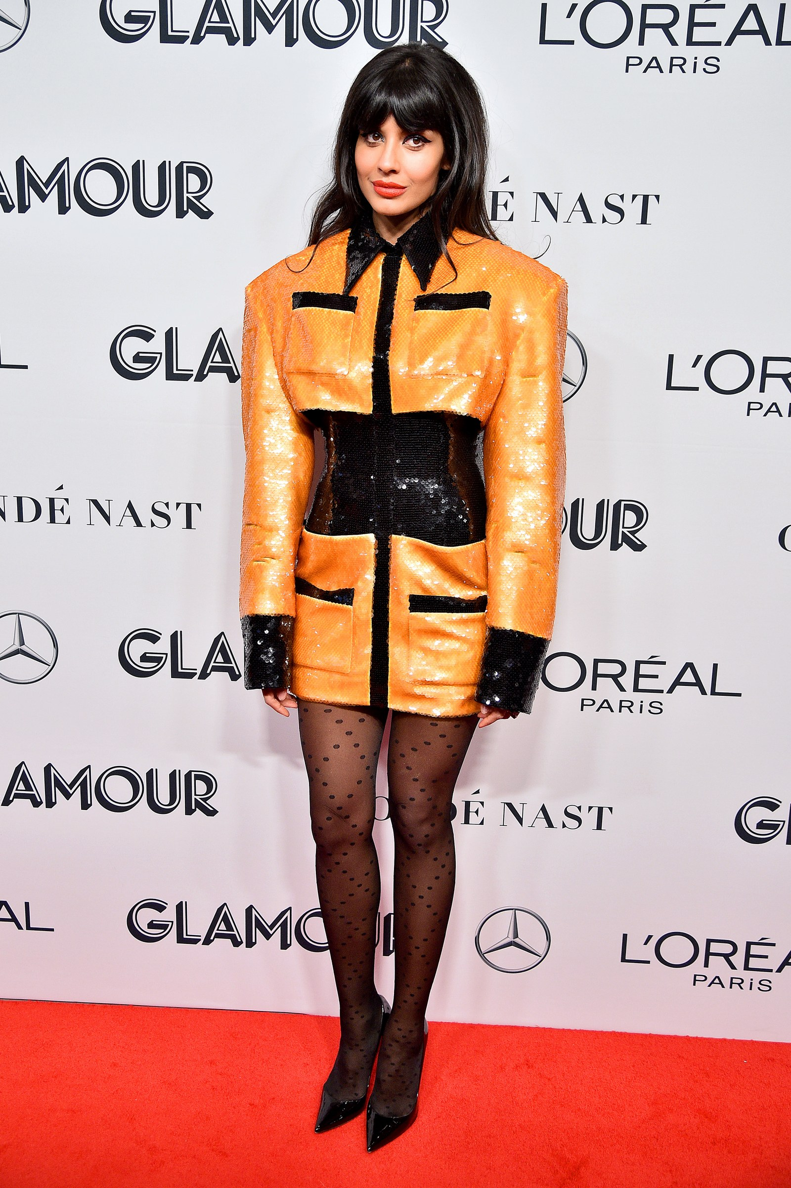 jameela-jamil-in-balmain-2019-glamour-women-of-the-year-awards