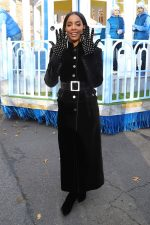 Kelly Rowland  Performs @  Macy's Thanksgiving Day Parade
