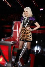 "Gwen Stefani  In  D Squared 2 @ The Voice  ""Live Top 13"