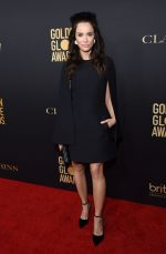 Abigail Spencer In Christian Dior @ Golden Globe Ambassador Launch Party in LA