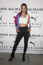 Alessandra Ambrosio Attends PUMA x Balmain Launch Event in LA
