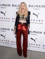 Amber Heard  Attends @  PUMA x Balmain Launch Event in LA