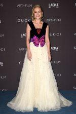 Brie Larson  In Gucci @  2019 LACMA Art and Film Gala