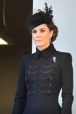 Catherine, Duchess of Cambridge In  Catherine Walker Coat  @  2019  Remembrance Sunday Memorial