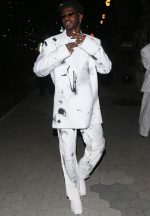 Lil Nas X  In Off-White   @ 2019 CFDA And Vogue Fashion Fund Awards