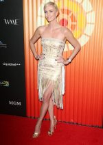 Charlize Theron  In Christian Dior  @  Her Africa Outreach Project