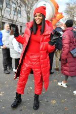 Ciara Rocks  In Moncler  @ 2019 The Macy's Thanksgiving Day Parade