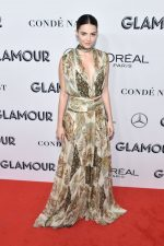 Ella Hunt In Oscar De La Renta @  2019 Glamour Women Of The Year Awards