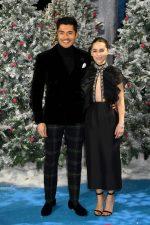 Henry Golding & Emilia Clarke Last Christmas' London Premiere