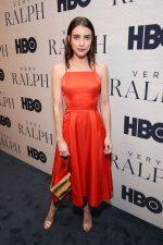 """Emma Roberts In  Ralph Lauren @  """"Very Ralph""""  LA Premiere"""
