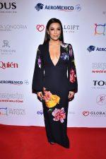 Eva Longoria In Monique Lhuillier @  2019 Global Gift Foundation In Mexico City