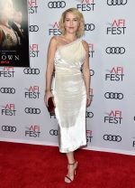 "Gillian Anderson @ ""The Crown"" AFI Gala Screening"