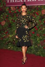 Gugu Mbatha-Raw In Michael Kors Collection @ 2019 Evening Standard Theatre Awards