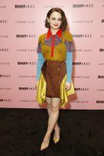 Joey King In Kiko Kostadinov @  2019 Teen Vogue Summit  In LA