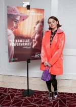"""Joey King In Paul & Joe @  SAG-AFTRA's Q&A for """"The Act"""" in LA"""