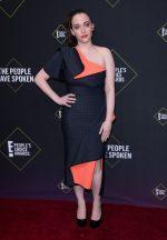 Kat Dennings In  Maticevski  @ 2019 People's Choice Awards