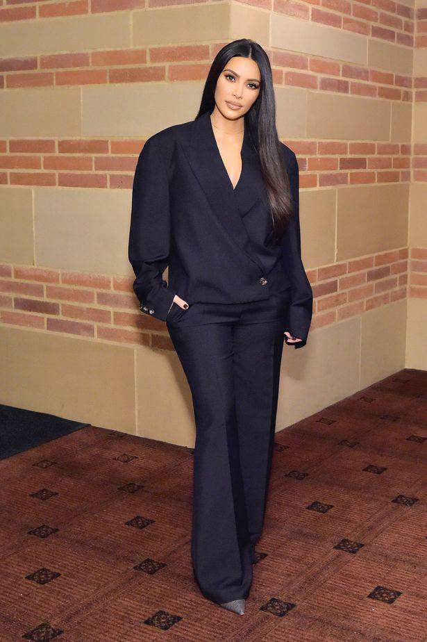 kim-kardashian-in-oversized-suit-2019-promise-armenian-institute-event