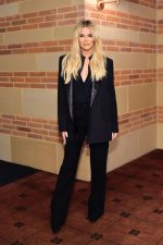 Khloe Kardashian In   Rocks Suit @ 2019 Promise Armenian Institute Event